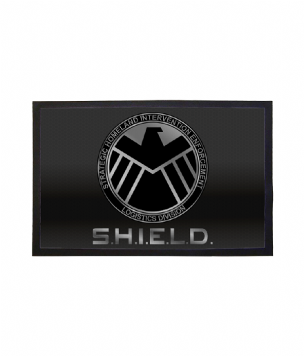 Agents of SHIELD Seal from Marvel Universe / Avengers - Doormat Welcome Mat